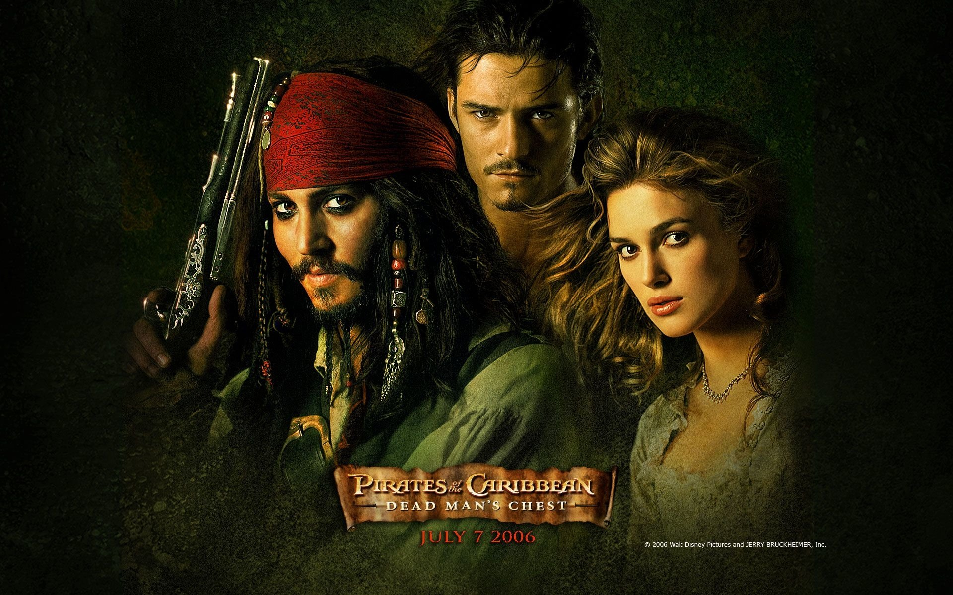 Pirates of the Caribbean: At World's End Posters