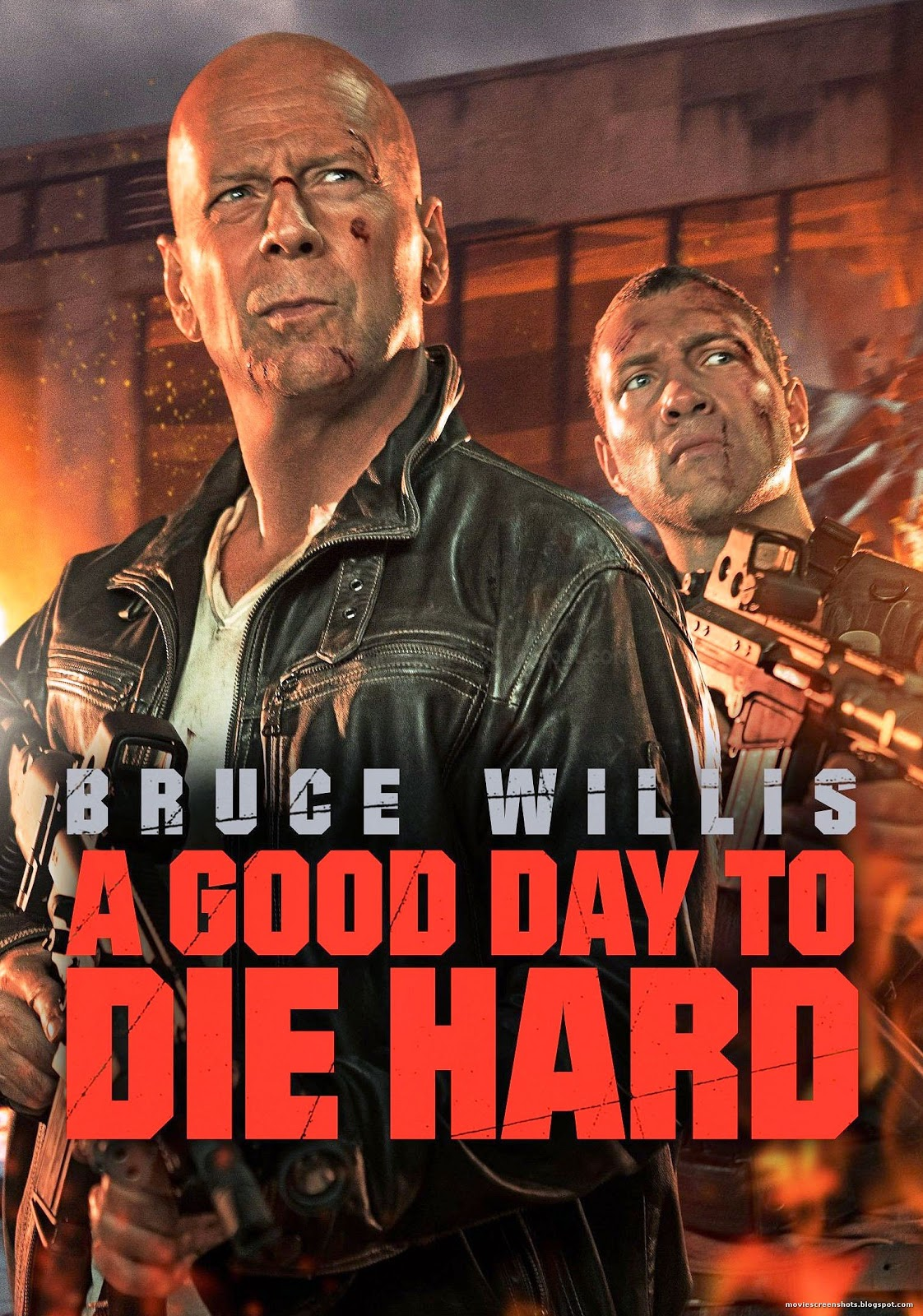 Die Hard 4 Posters