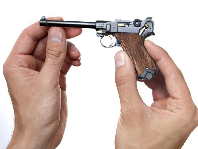 Miniature Gun
