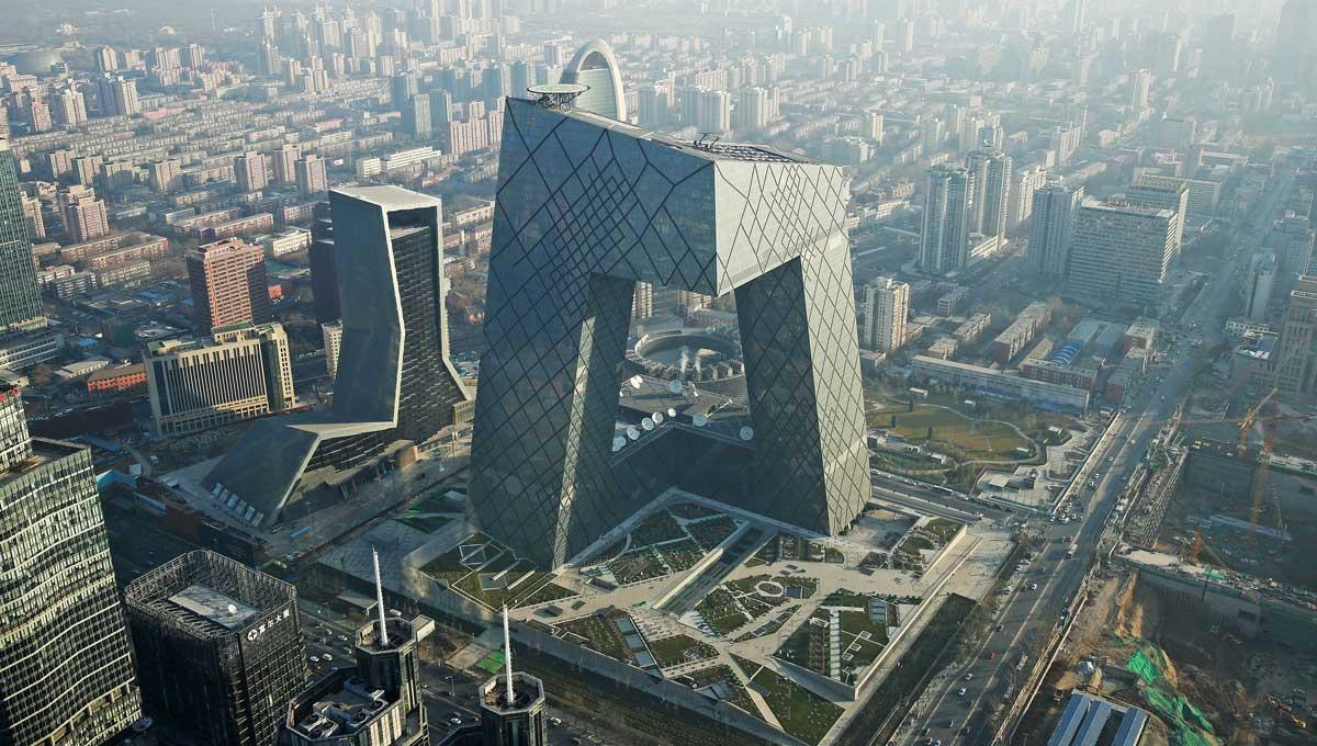 New China TV Tower