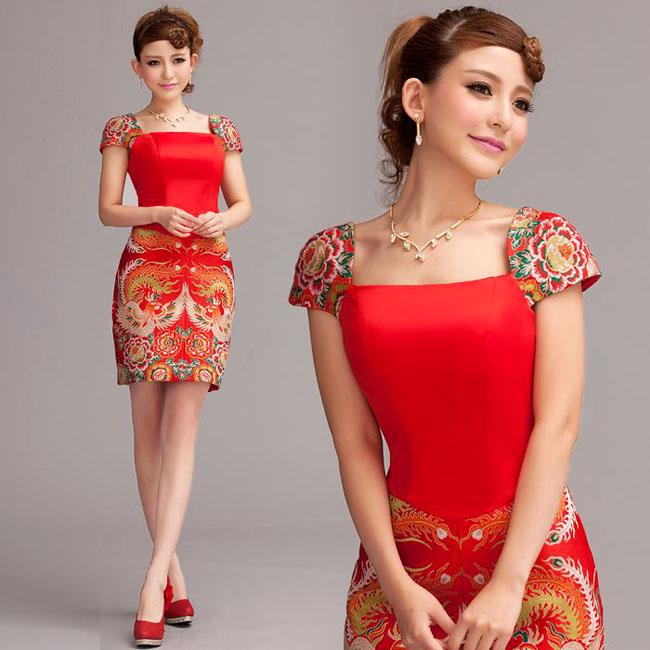Asian-inspired-mandarin-red-Chinese-dress (20)