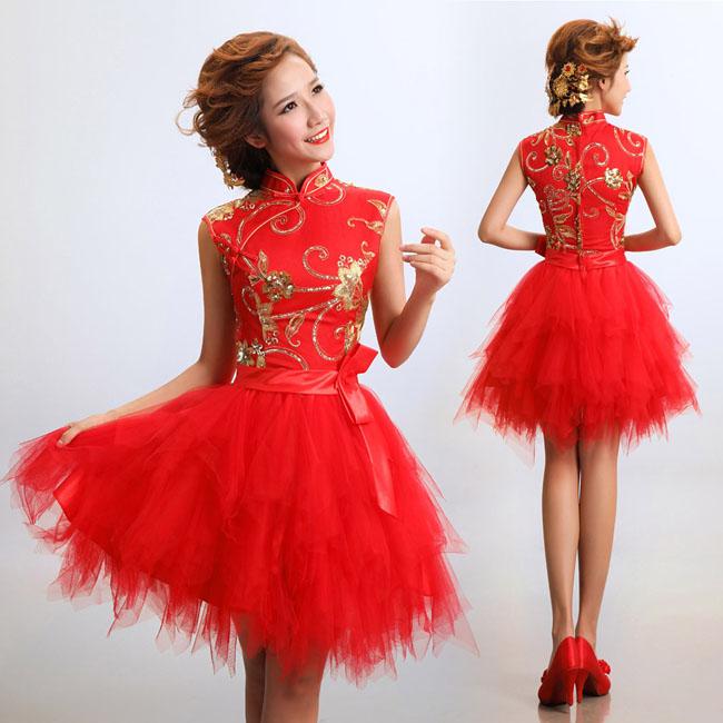 Asian-inspired-mandarin-red-Chinese-dress (8)