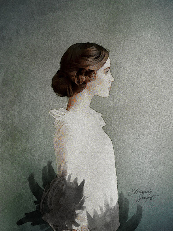 Woman_Portrait_Drawings-by_Christian_Sauget_10