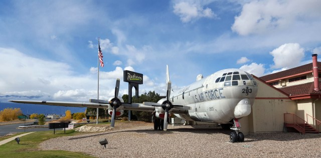 Restaurant _The Airplane_city_Colorado_Springs_Colorado state