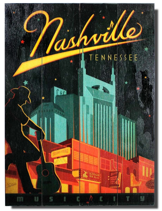 Nashville Music City total