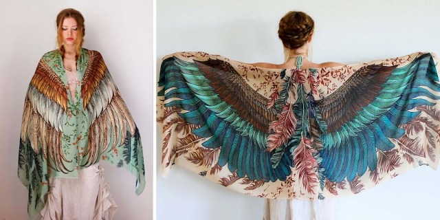 bird-scarf-wings-feather-fashion-design-shovava-valentines_day_gift