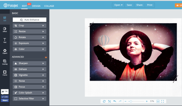 picture editor online