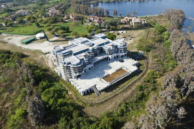 Florida, USA. The mansion American Versailles