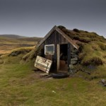 12. Iceland. The real hobbit hut! Very sad that it was long abandoned by its inhabitants very long time ago.