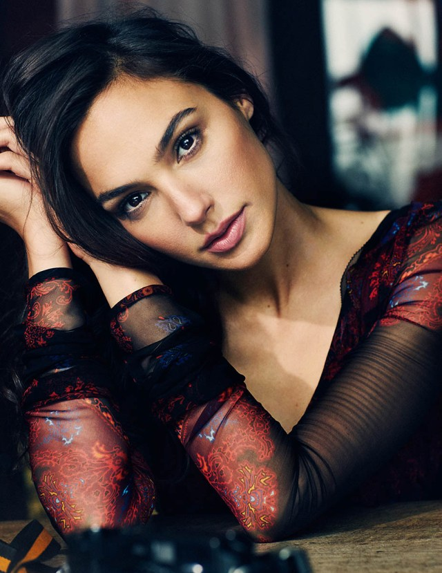 wonder woman actress -Gal Gadot