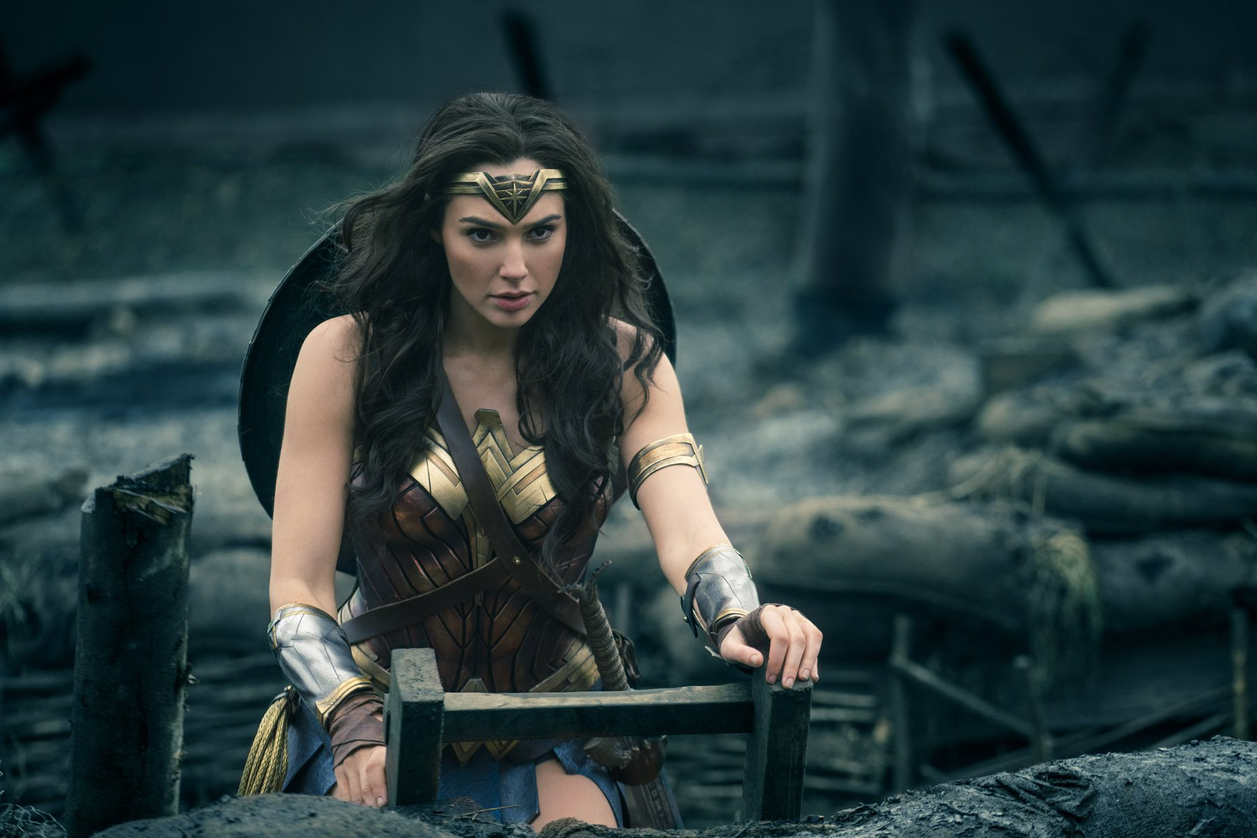 Wonder Woman Why the Entire World Goes Crazy about Gal Gadot.