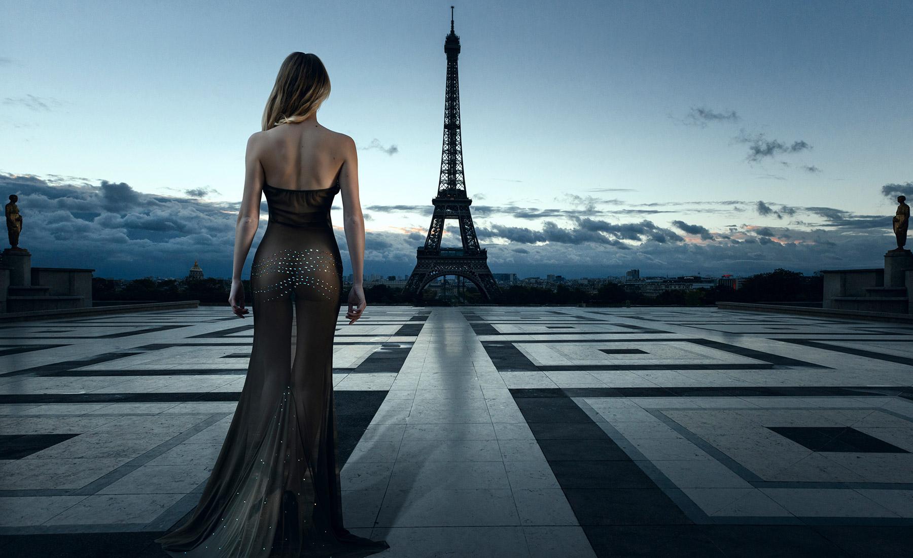 Marc Lamey France Eiffel Tower