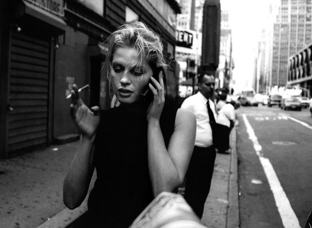 Photography by Peter Lindbergh_ models