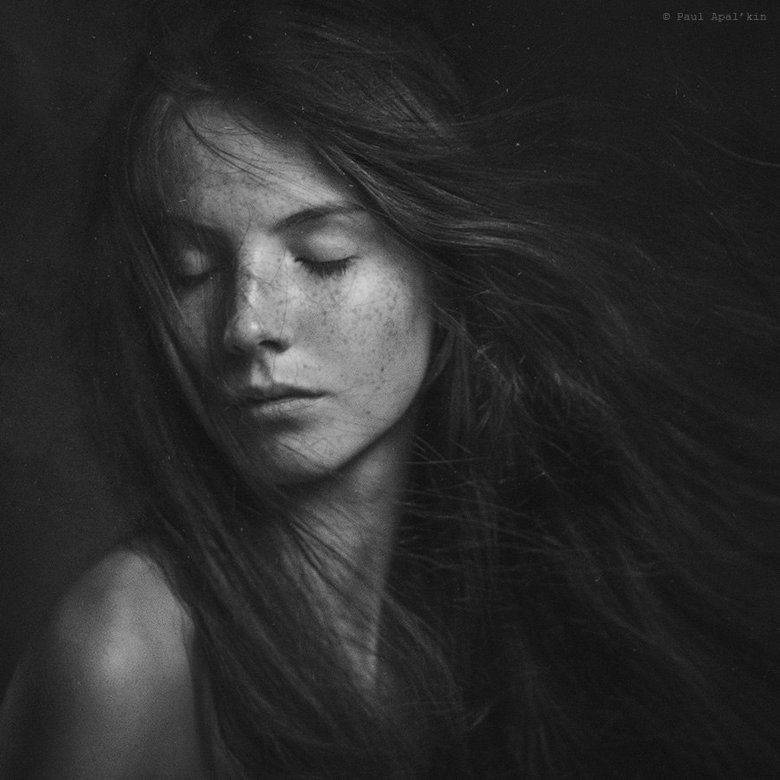 Sensual Portrait Photographs by Pavel Apal`kin