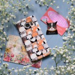 Introvert brooch_ case for Samsung Galaxy 7