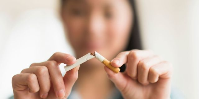 Five Health Improvements that Occur When You Quit Smoking.