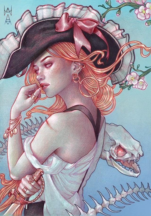 pictures of females pirat