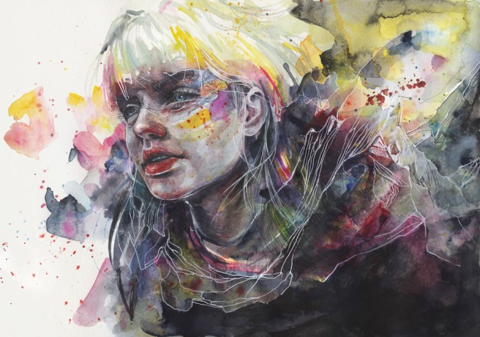 watercolor drawing _2
