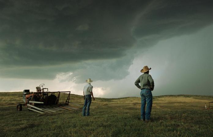 PHOTOGRAPH BY JIM RICHARDSON, weather app
