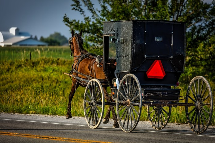 An Amish Country ramble