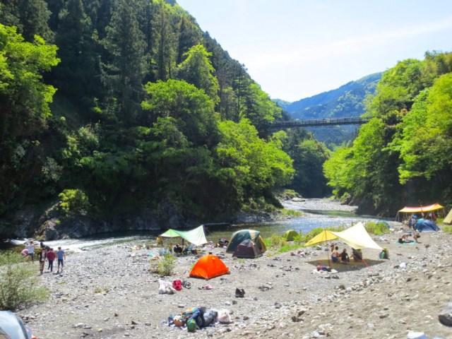 Hikawa Campground