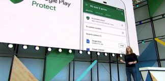Play Protect Google monitors your apps