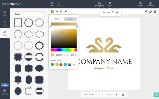 Free Online Logo Generator