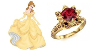 engagement ring disney