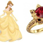 engagement ring disney