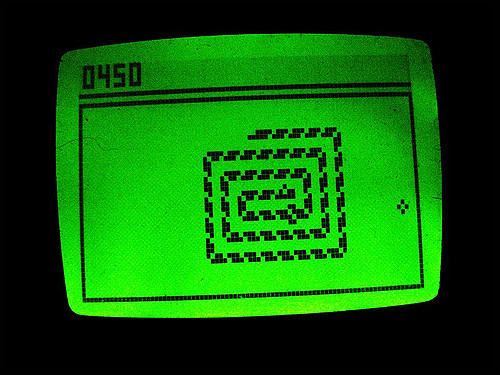 Nokia's legendary Snake game
