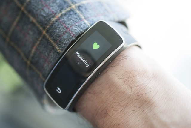gadget to monitor a blood pressure