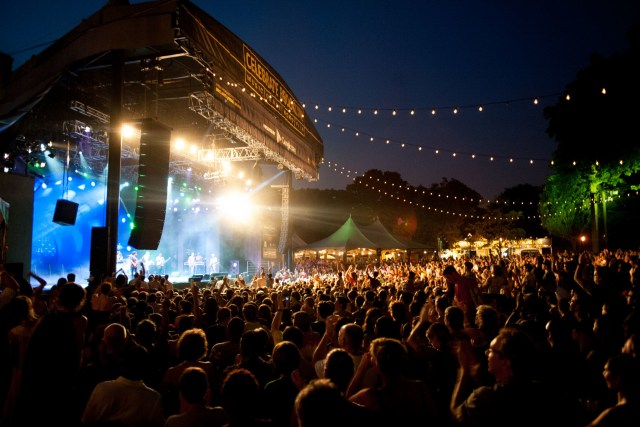 Catch some live music-summer activities