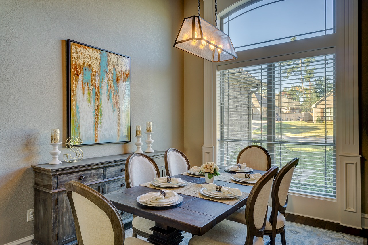 How To Design The Perfect Dining Room.