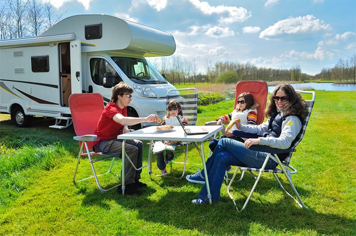 10 Things to Keep in Mind when Camping with Kids