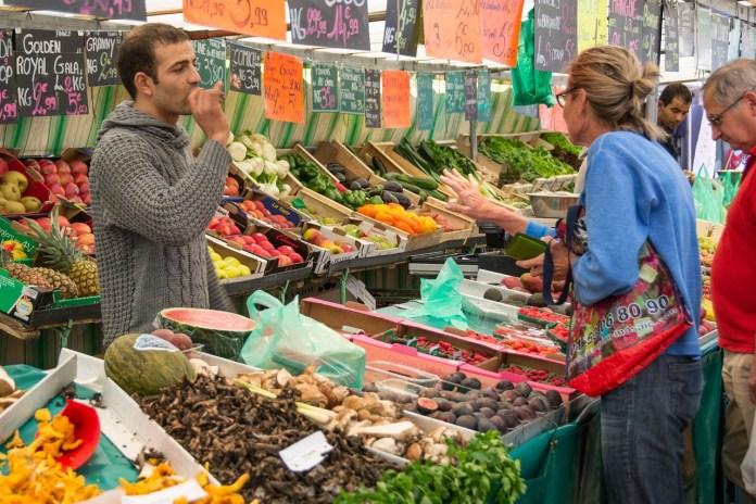 Sacramento Farmer's Markets.