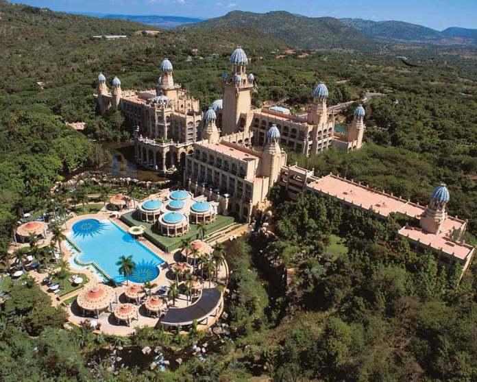 Sun City Casino Resort, South Africa
