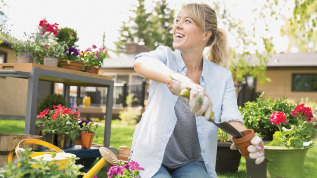 Fun things to do in the Summer - Tidy up your home and garden