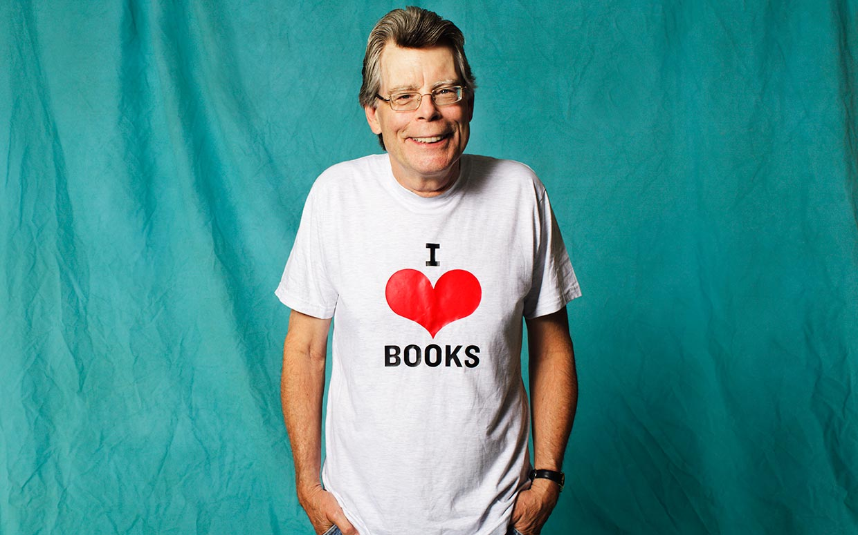 Good Mystery Books accordingto Stephen King.