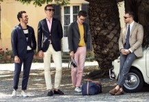 5 Men's Summer Outfits for Travel.