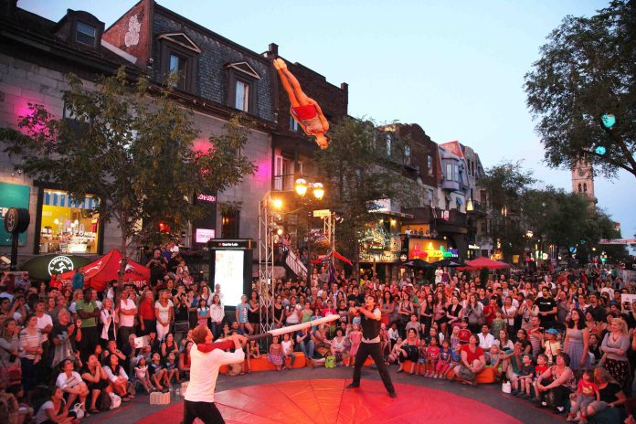 Montreal is a great city to visit for any gay vacationer.