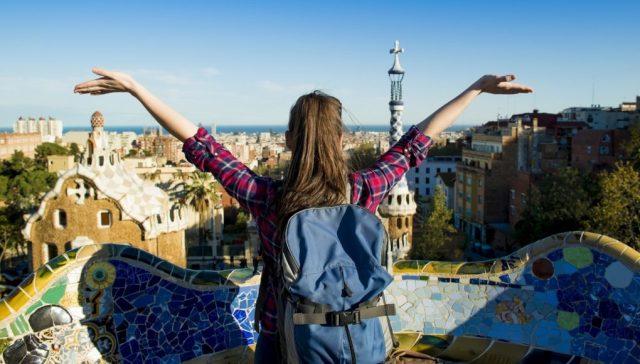 Study Abroad studying modern languages.
