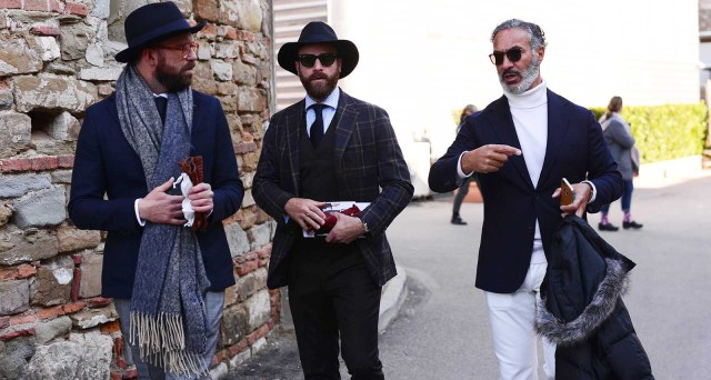 Tailored Suits for man