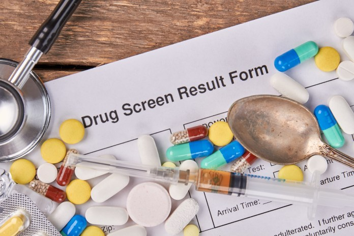 drug screening