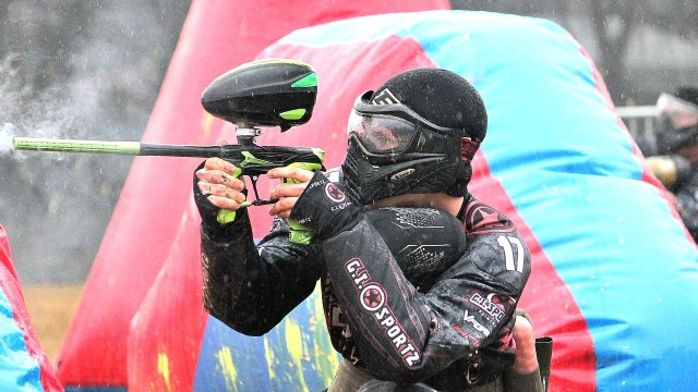 paintball fun