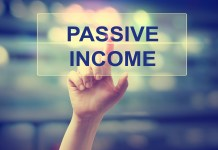 popular sources of passive money