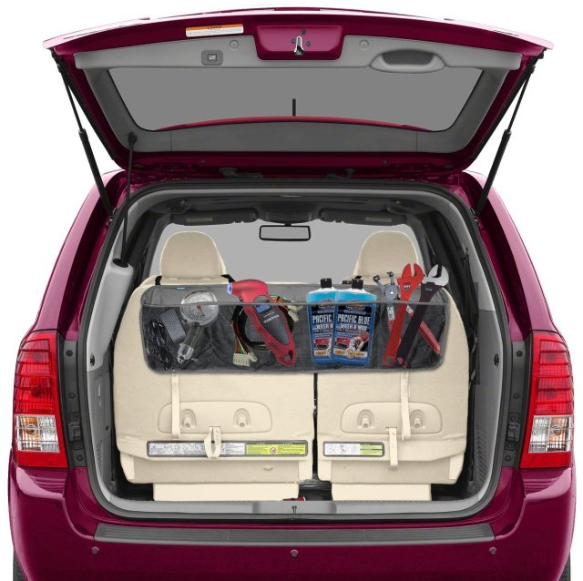 BackSeat Trunk Organizer By Lebogner