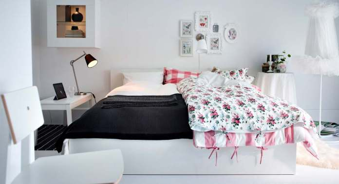 Design a Bedroom.