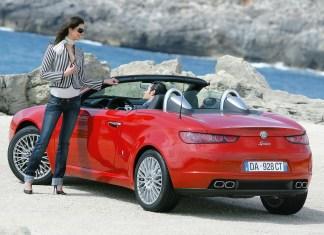 The New Alfa Romeo 8C & GTV.