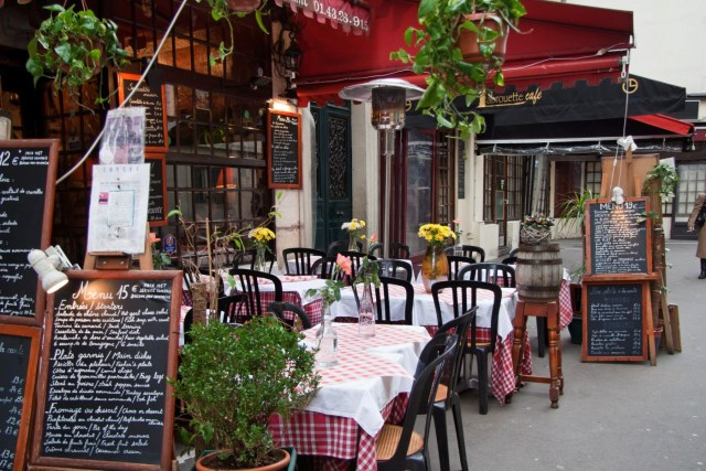 Where to eat in Paris
