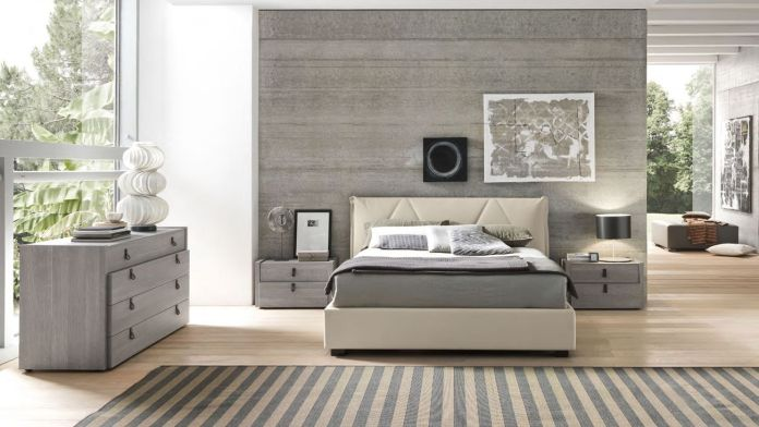 contemporary Italian bedroom furniture